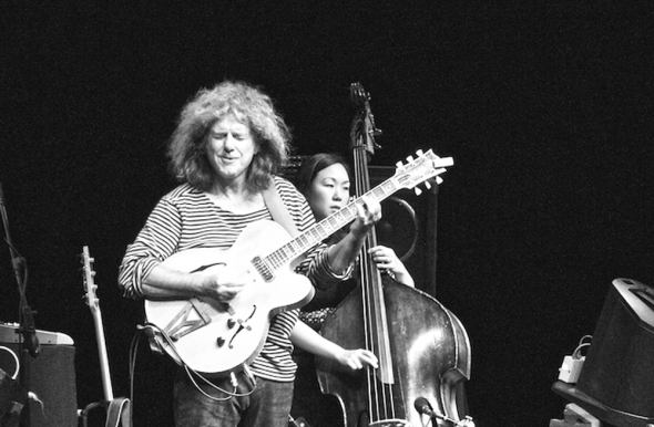 Pat Metheny live in Belfast, Pat Metheny concert in Ireland