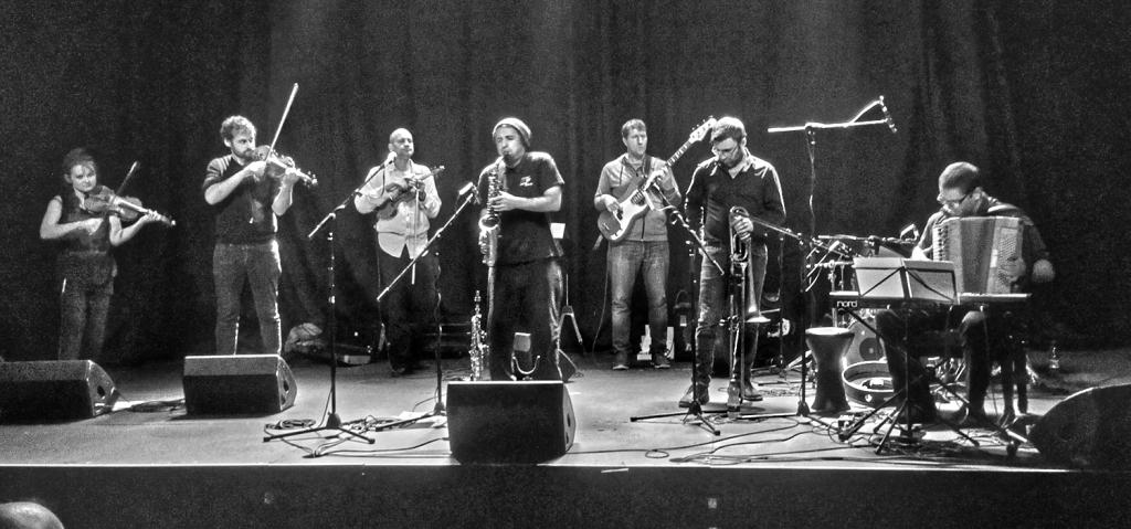 Yurodny at RCC, live music Letterkenny