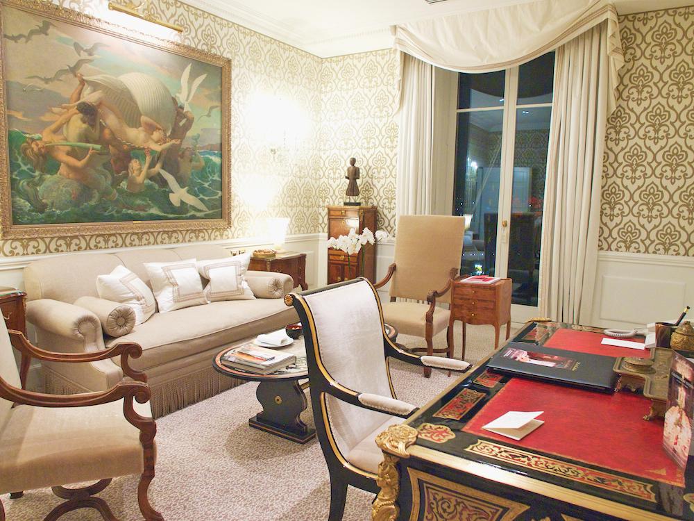 best hotel suites in Geneva, hotel d'Angleterre Genve