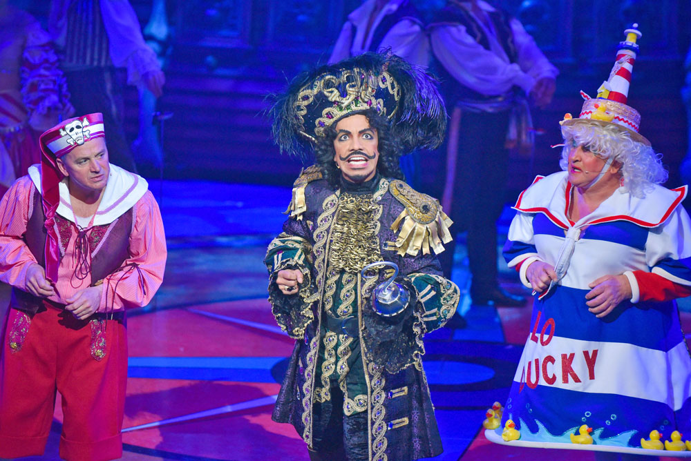 what's on Grand Opera House Belfast, Belfast pantomime