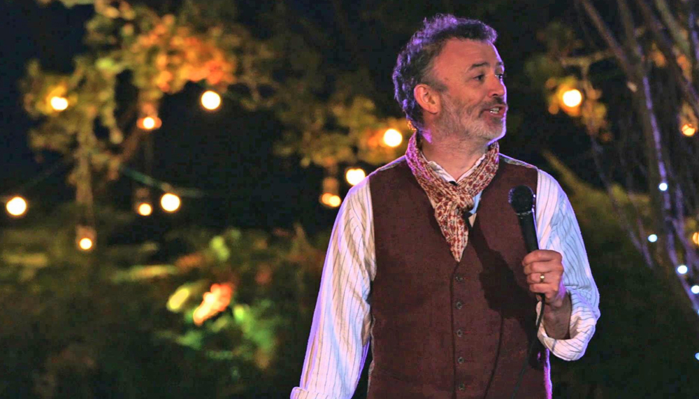 Tommy Tiernan on tour, Under the Influence comedy tour