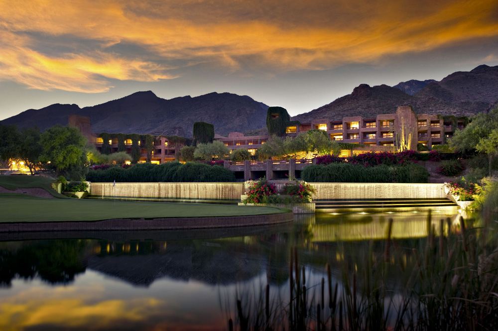 golf resort in Tucson Arizona