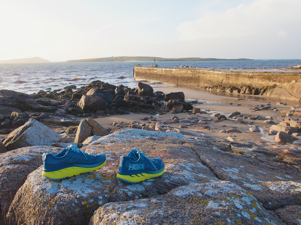 Hoka One One running shoes, best running shoes in Ireland