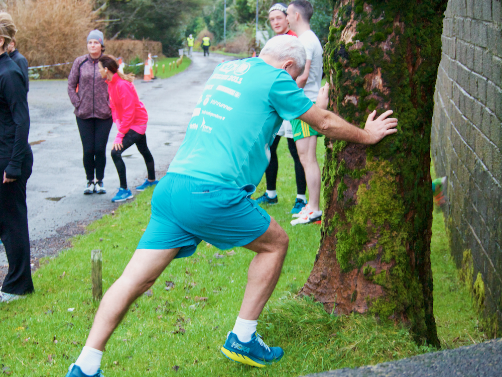 Hoka one one at parkrun ireland, running in your sixties