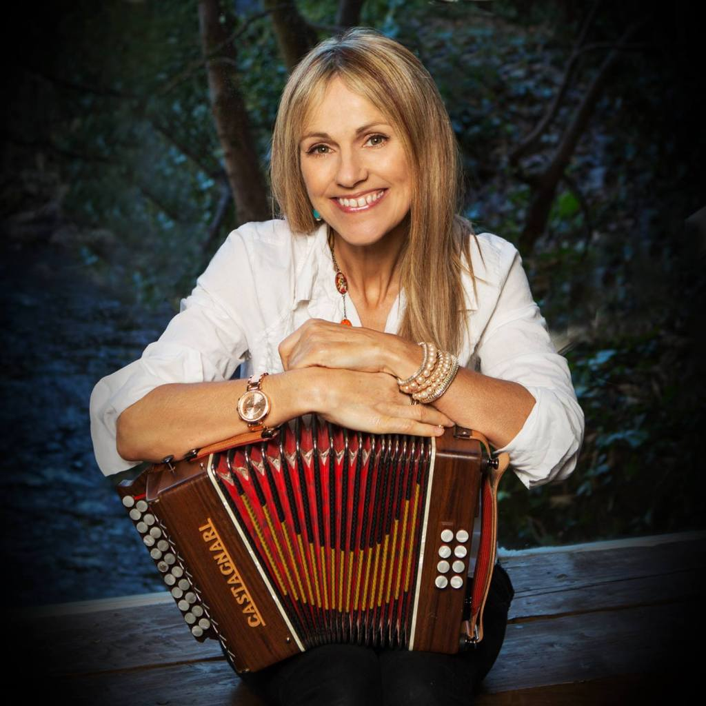 Sharon Shannon at An Grianan theater Letterkenny