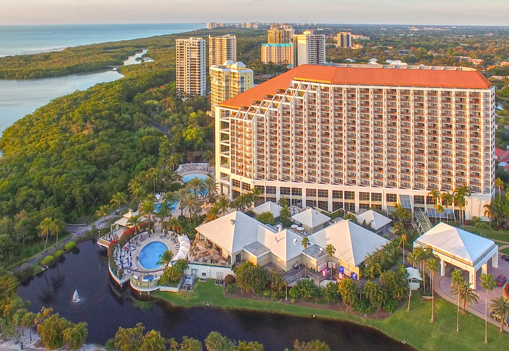 Naples Grande Beach Resort luxury travel