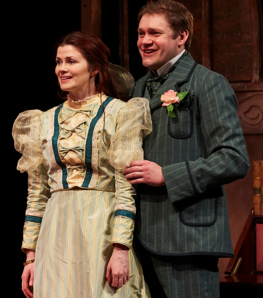The Importance of Being Earnest play review Belfast