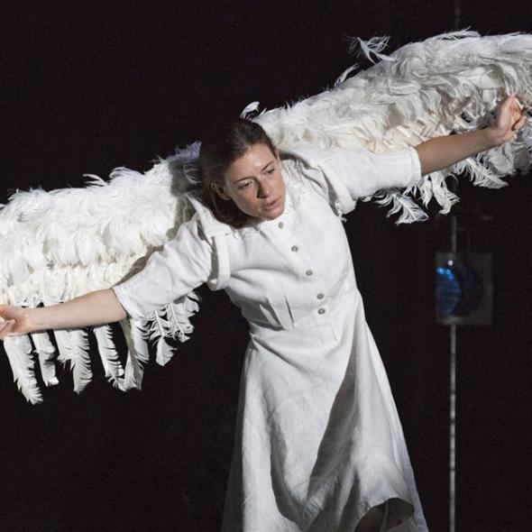 Swan Lake at An Grianan Theatre, Irish ballet
