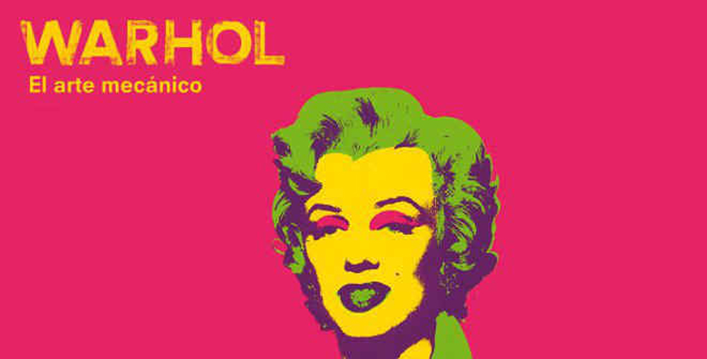 Warhol mechanical art madrid, world itineraries luxury travel blog