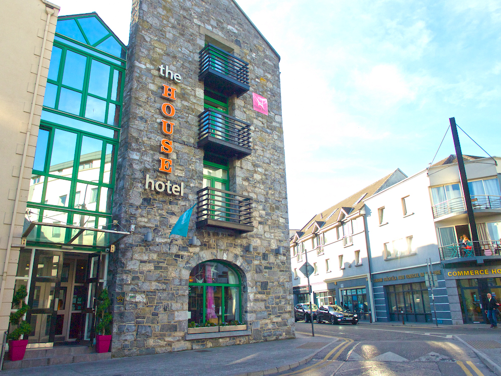 luxury accommodation Galway, restaurants in Galway, Galway city