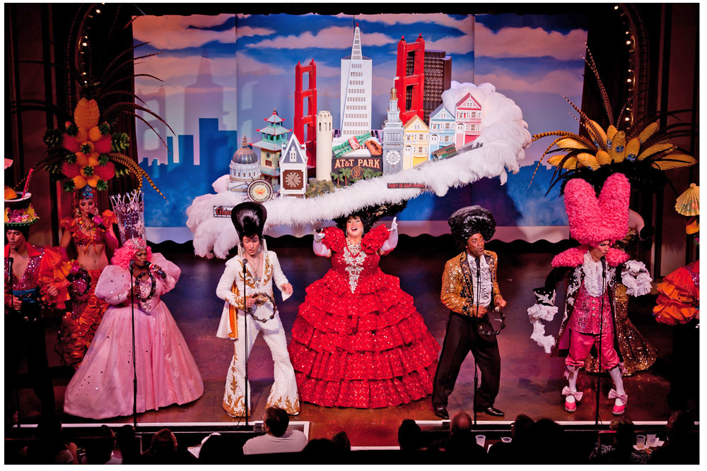Club Fugazi San Francisco, San Francisco theater, what to see in San Francisco,