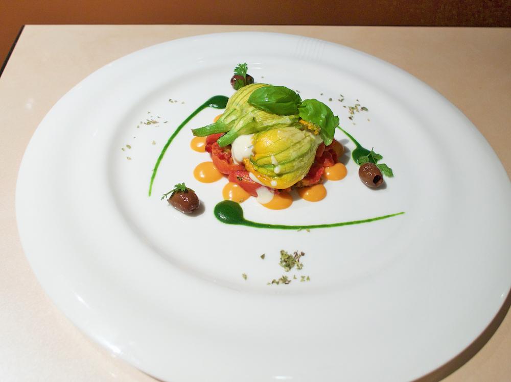 Il Giardino restaurant Rome, Rome's finest restaurants, restaurants with a view of Rome