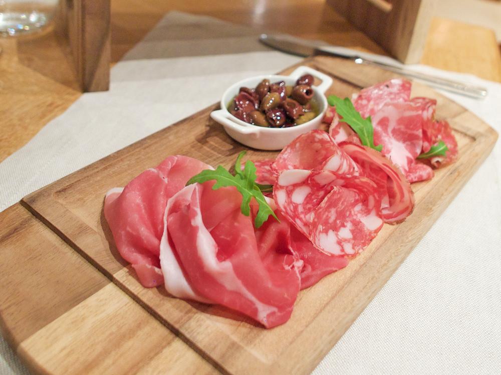 best restaurants in rome, roman food at its best, italian food in rome