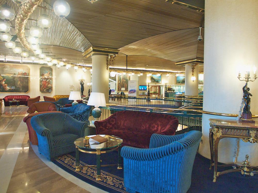 luxury hotels in rome, waldorf astoria rome