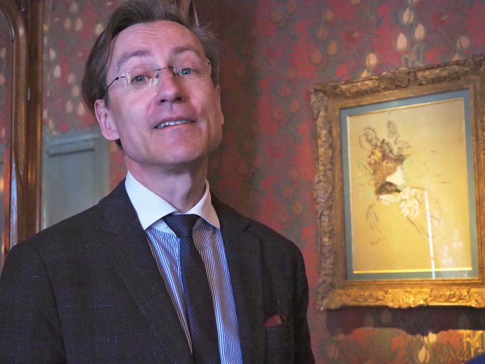 Pierre Andre Helene, maxim's museum paris