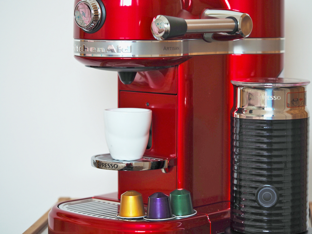 how to choose a coffee machine, nespresso