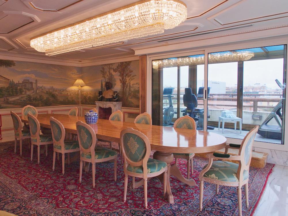 Parco dei Principi Hotel, hotel near villa borghese