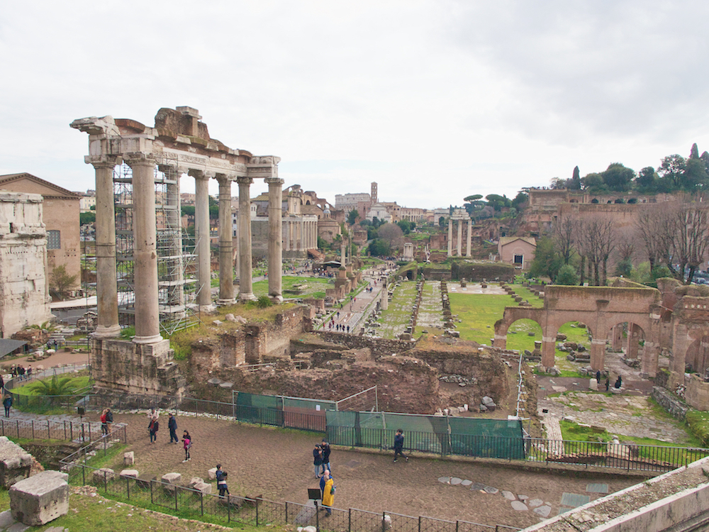 roman candle tours, walking tours in rome, rome