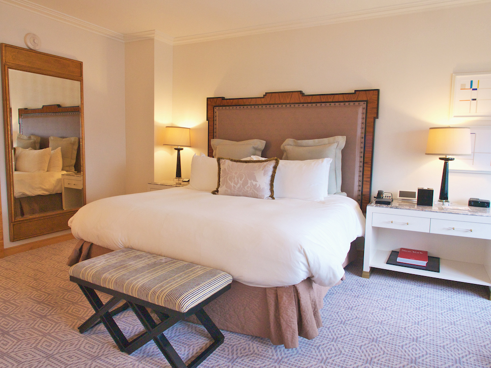 room with a view New York, Sean Hillen travel writer, New York luxury hotels