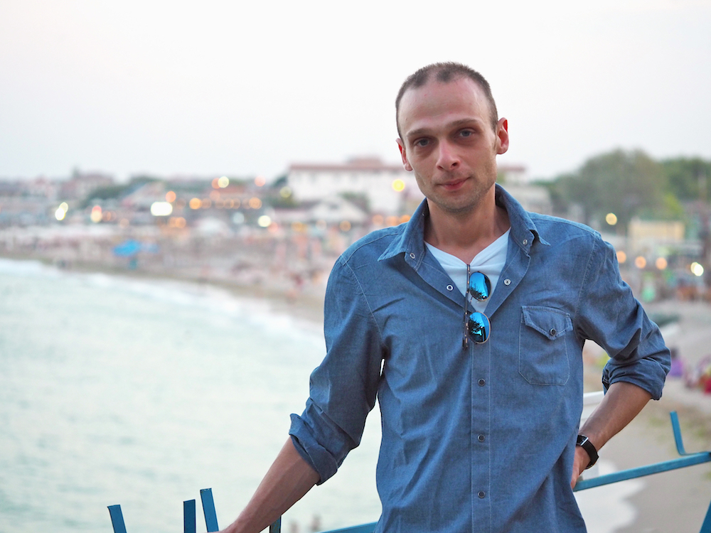 Radu Munteanu festival director shorts, the black sea film festival