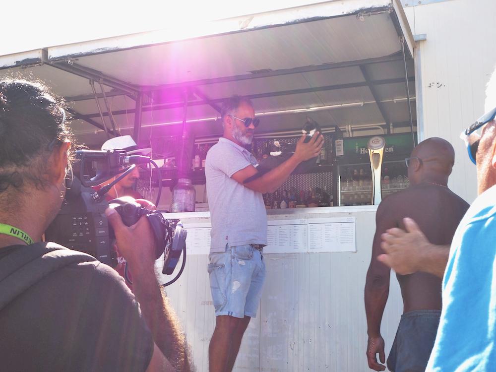plaja de carte vama veche, film making workshop romania