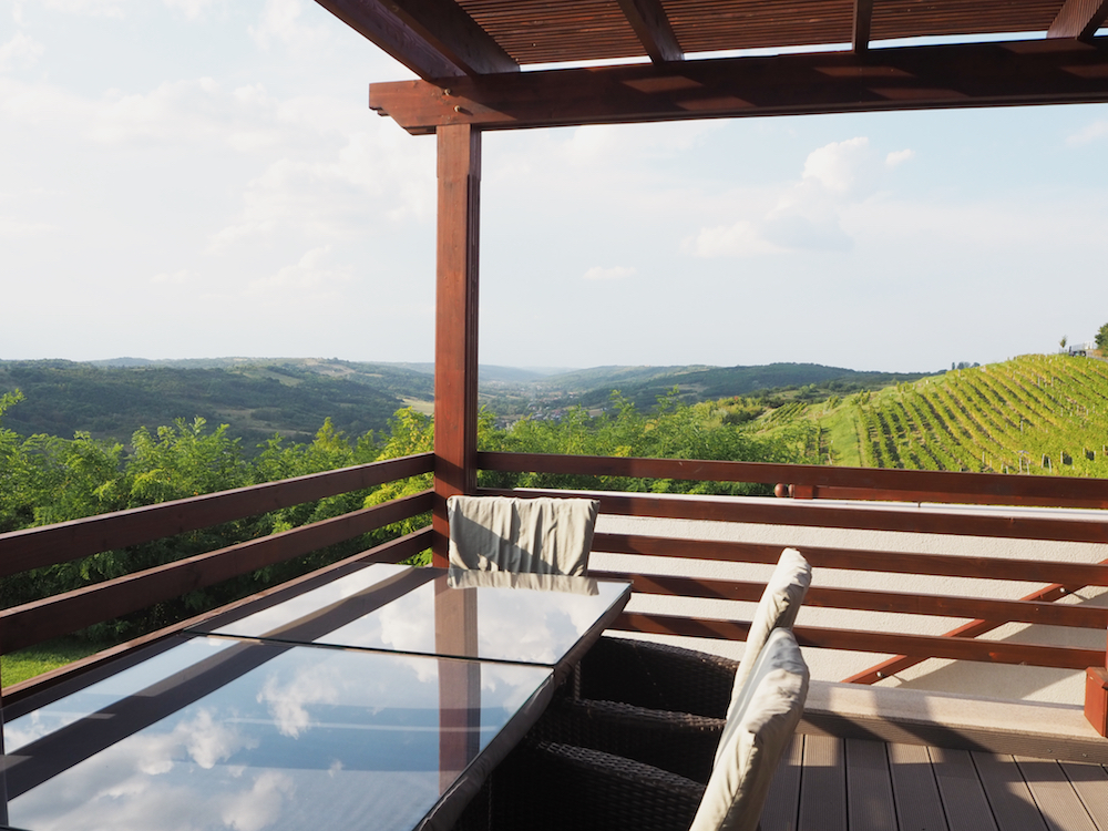 boutique luxury vineyard romania, where to taste wine in romania