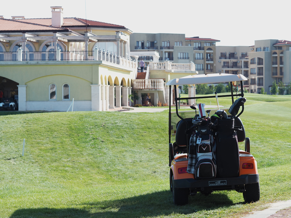 Lighthouse golf resort and spa, golf in bulgaria