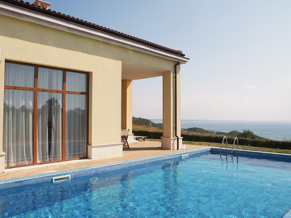 house for sale on golf course in bulgaria, holiday home in bulgaria
