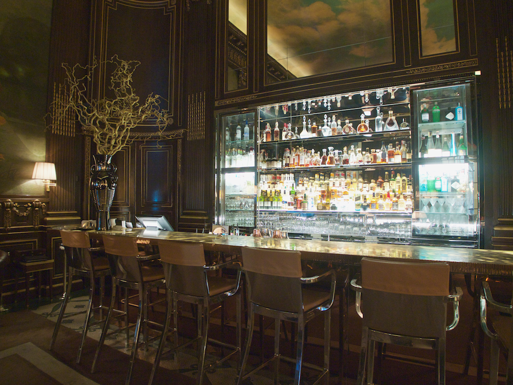 Meurice Millennium, cocktail bars paris