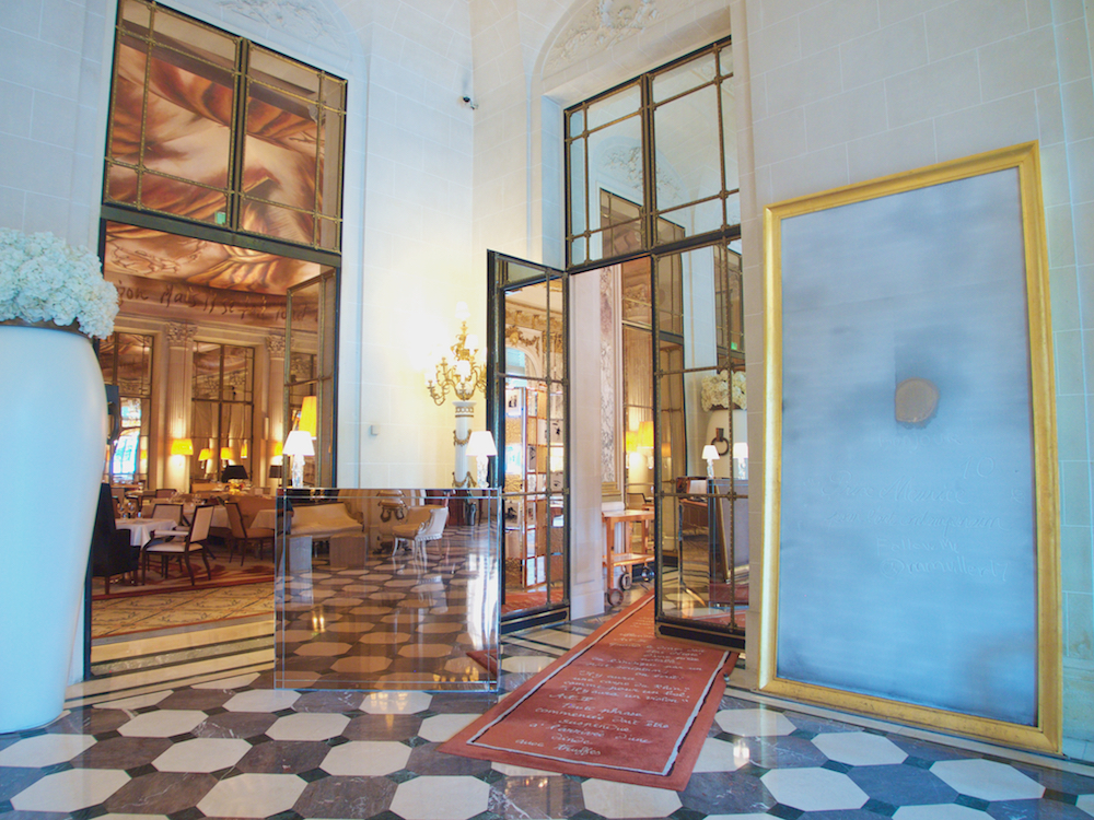 Le Meurice Paris, dorchester collection
