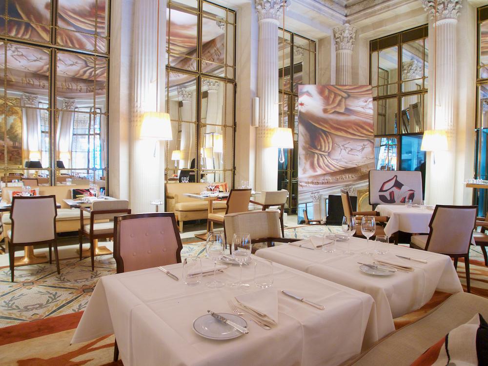 Alain Ducasse restaurant, Le Dalí restaurant