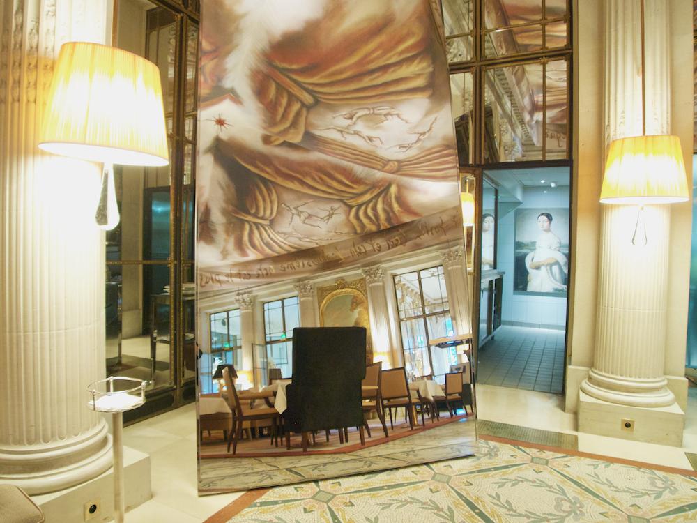 Philippe Starck hotel design, Le Meurice