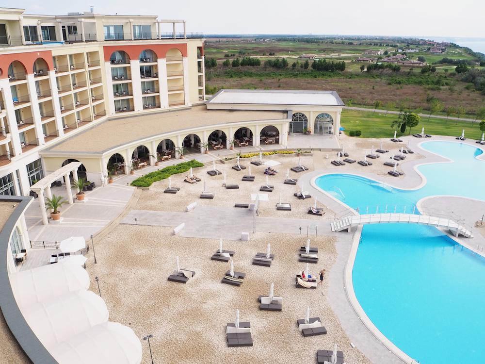 black sea luxury hotels, best hotels on the black sea coast