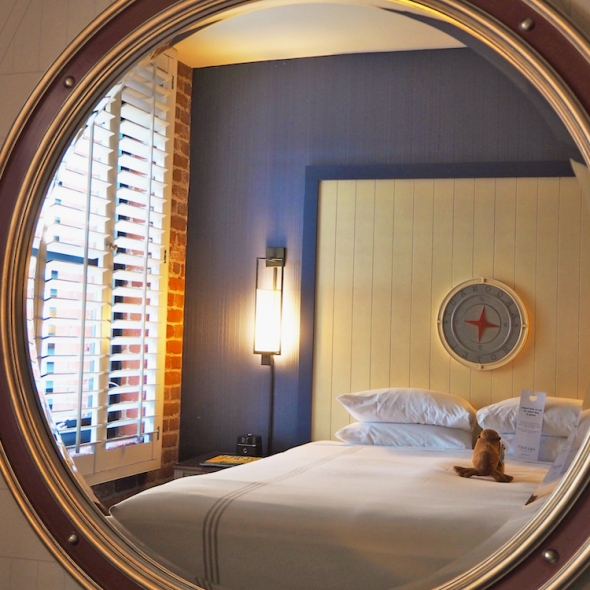 nautical themed hotels, Fisherman's Wharf hotels