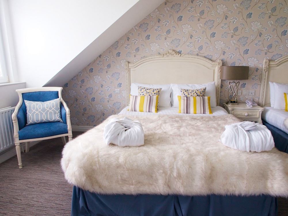 shadon hotel and spa, where to stay in donegal