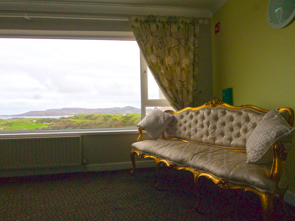 room with a view donegal, donegal hotels