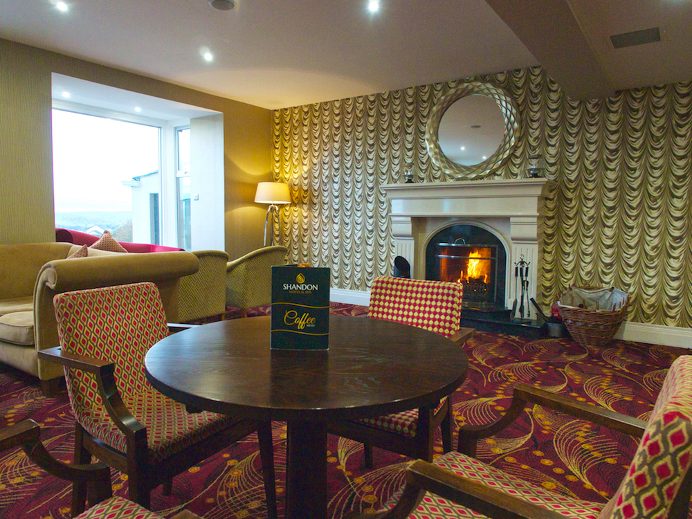 shandon hotel and spa, four star hotels in donegal