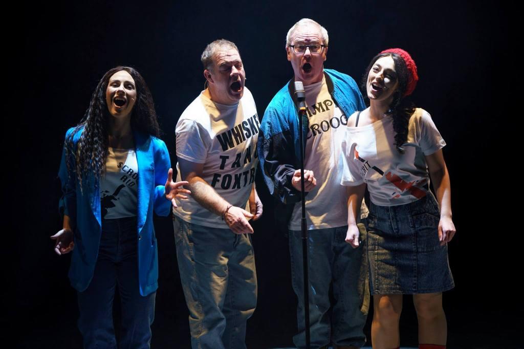 Bah humbag play Belfast, sean hillen arts writer