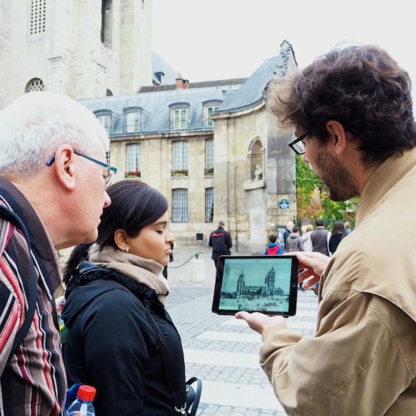 literary walks paris, localers, paris walks