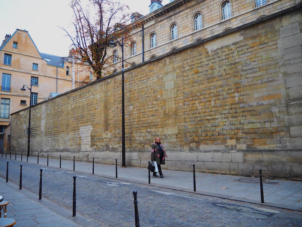 Arthur Rimbaud paris, La Bateau Ivre paris