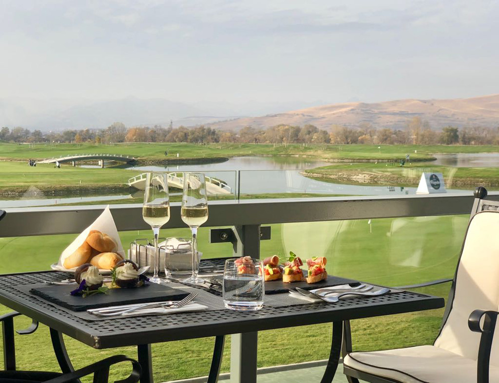 gourmet restaurant theodora golf club
