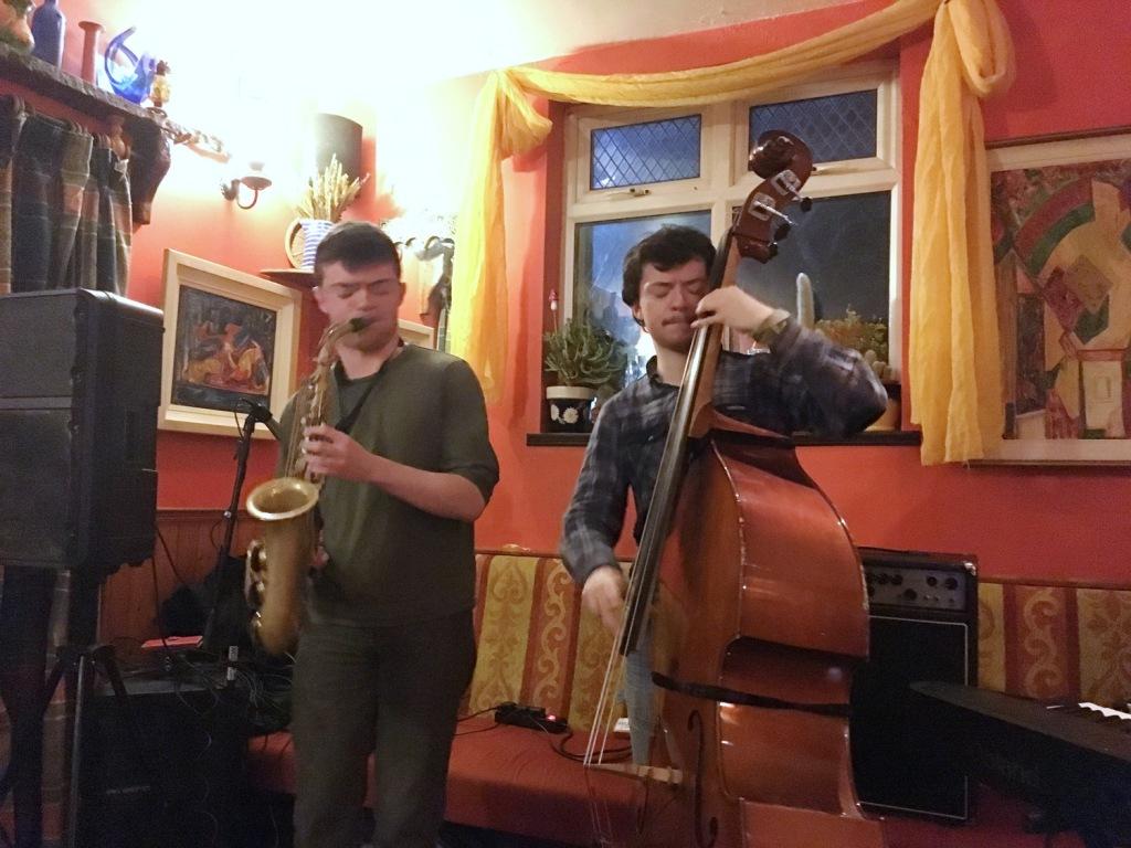 Conor Murray & Micheal Murray, jazz festival ireland