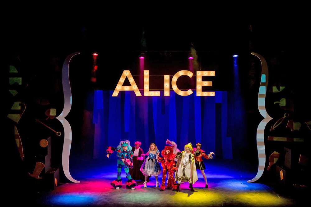 Alice the musical Belfast, Lyric theatre belfast