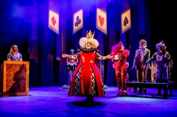alice the musical belfast, best shows in belfast, christmas shows in belfast