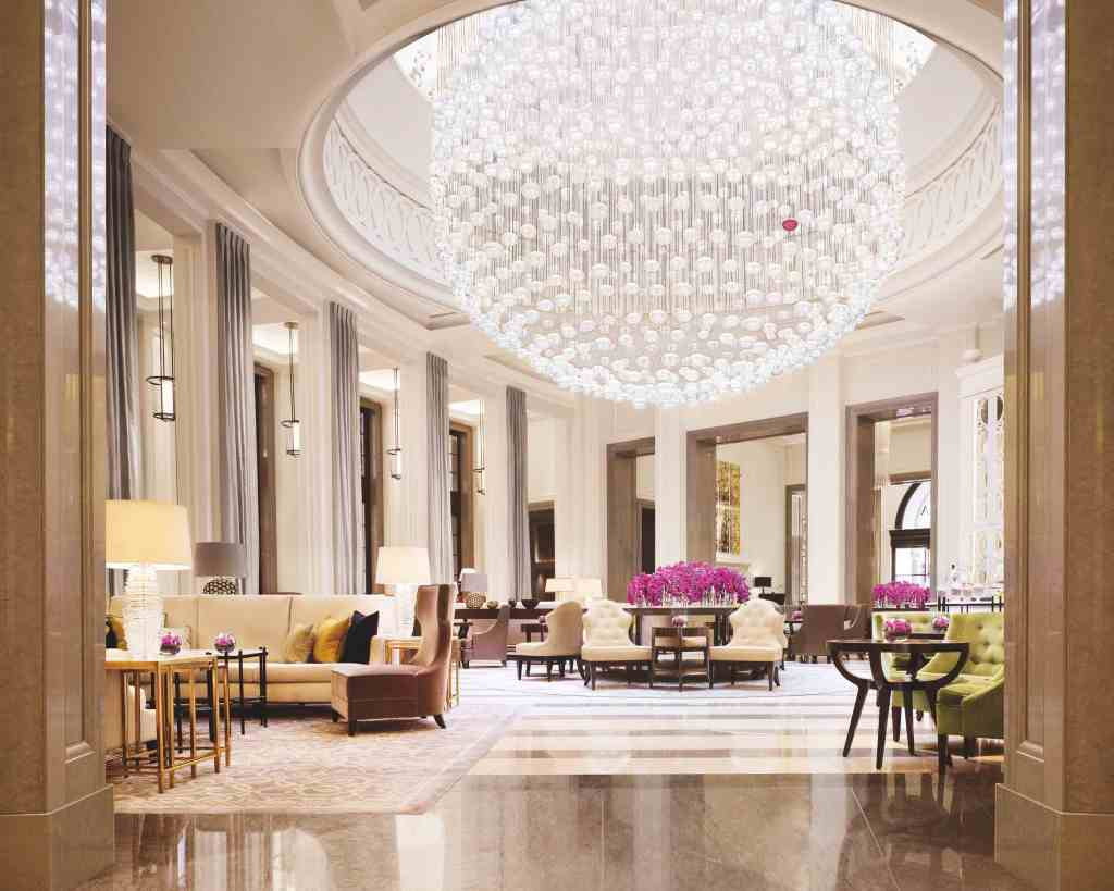 Corinthia Hotel London spa, best spa in england, valentine's day spa