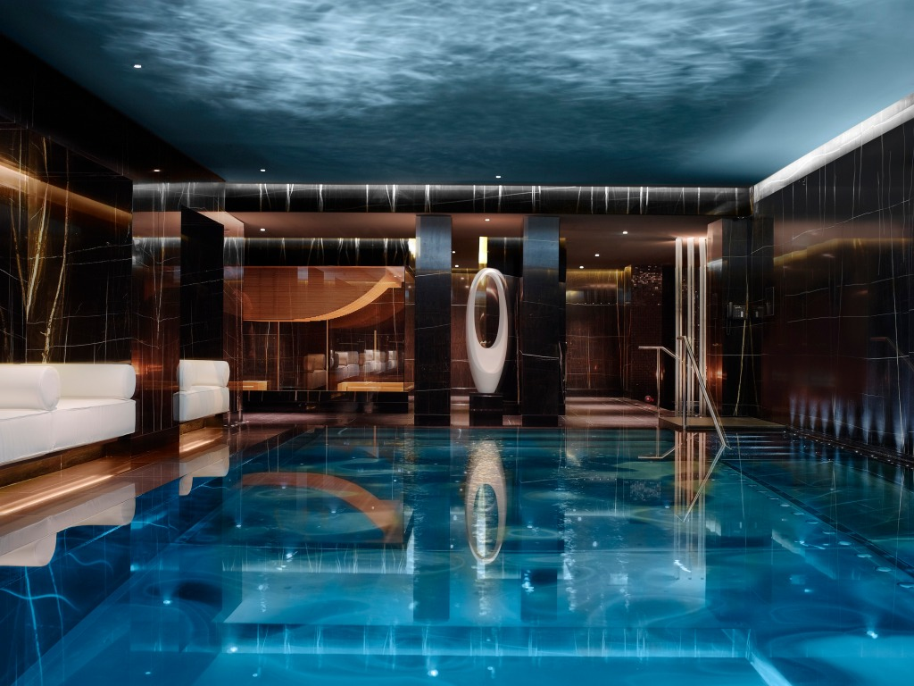 ESPA Life spa Corinthia London, valentine's day special