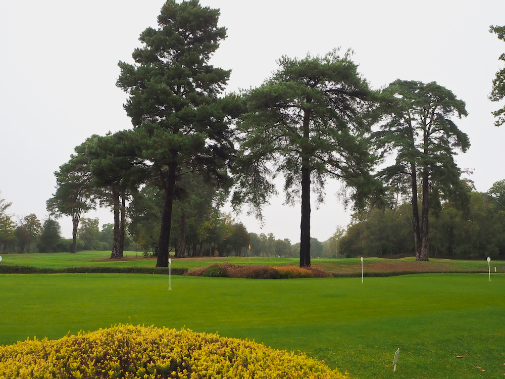 best golf courses in surrey, best golf courses in england, foxhills club and resort
