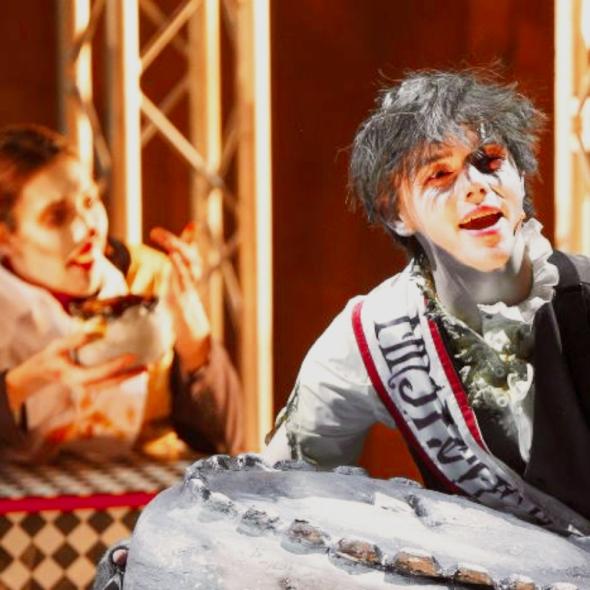 Sweeney Todd Lyric Theater Belfast