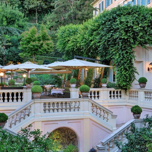 hotel de russie, rocco forte hotels rome