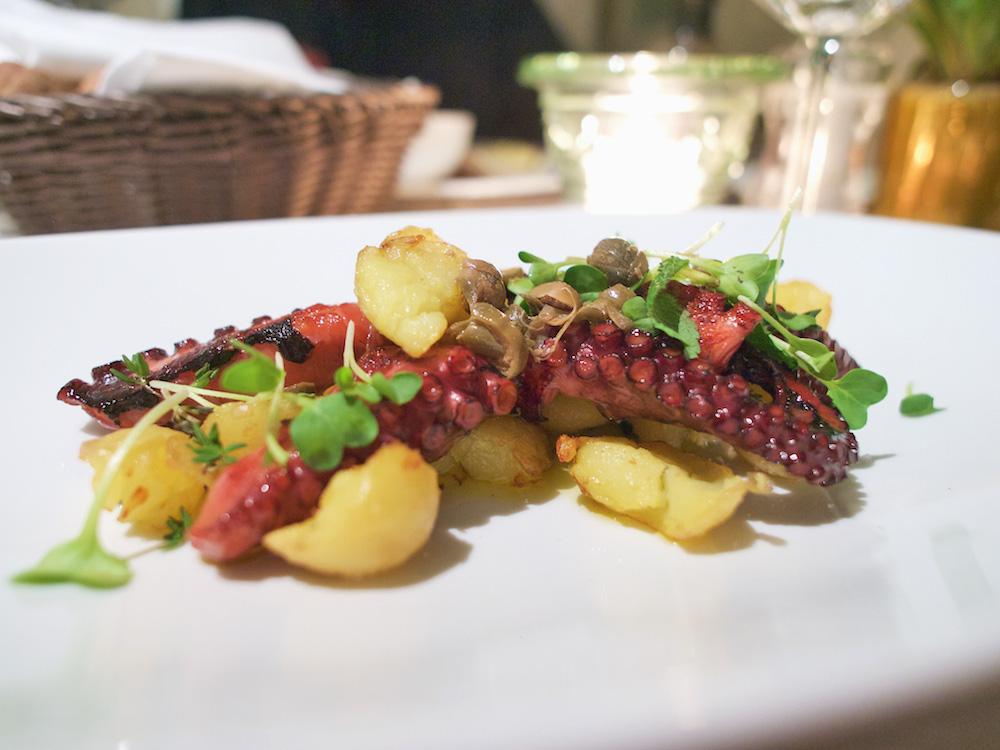 gourmet restaurants in rome, fine dining in rome, Le Jardine de Russie